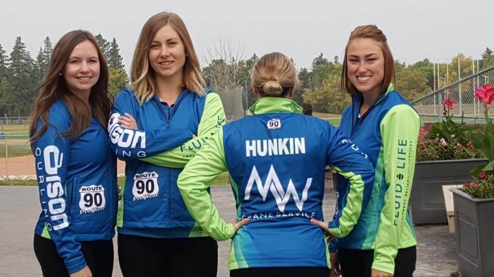 Team Hunkin
