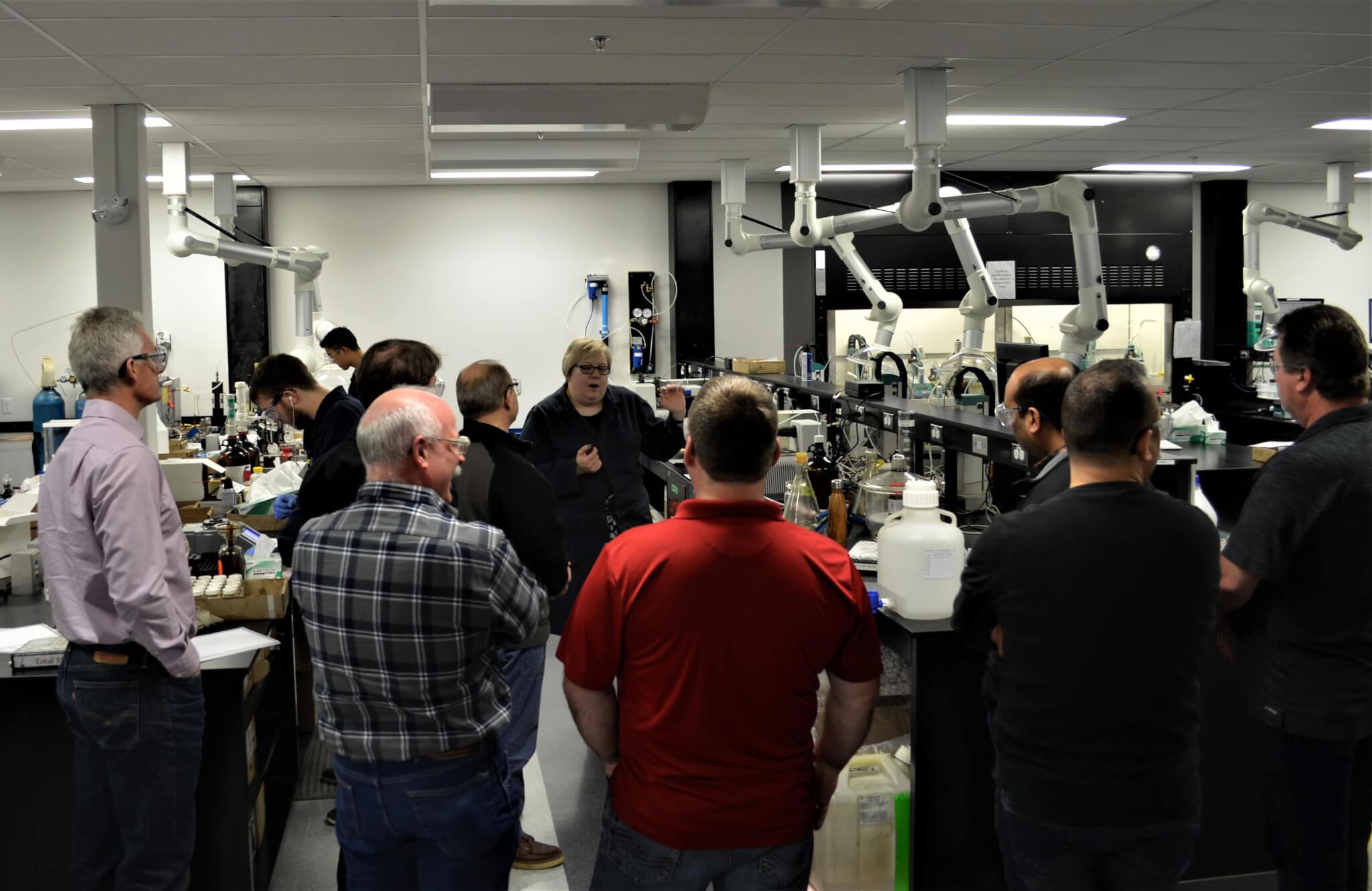 Fluid Life Lab - Training Tour