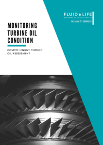 Monitoring Turbine Oil Condition