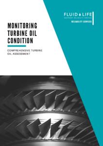 Monitoring Turbine Oil Condition